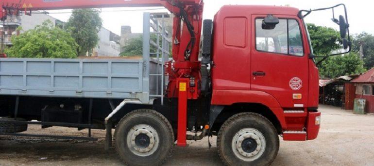Cho thuê xe cẩu ở Tân Phú giá rẻ, chất lượng tốt - Công Ty Xuân Mười