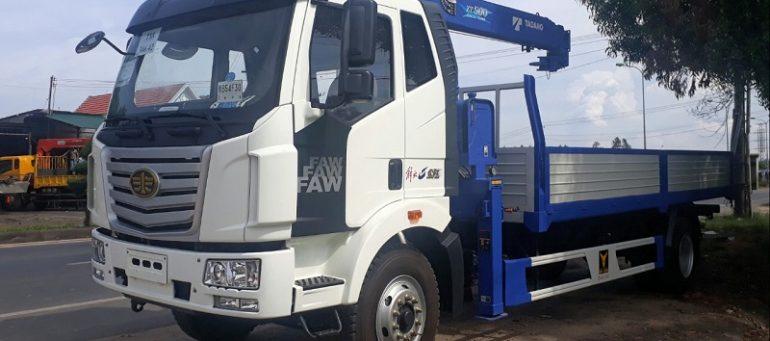 Dịch vụ cho thuê xe cẩu Tadano uy tín, chất lượng nhất tại TPHCM