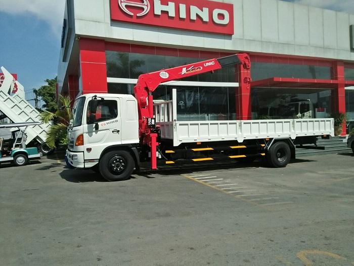 Hinolà dòng xe của công ty liên doanh trách nhiệm hữu hạn Hino Motors Việt Nam