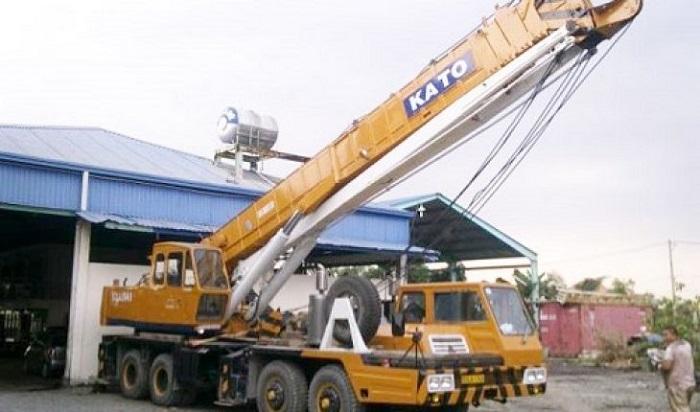 Công ty TINH Xuân Mườiđơn vị cung cấp dịch vụ cho thuê xe cẩu uy tín